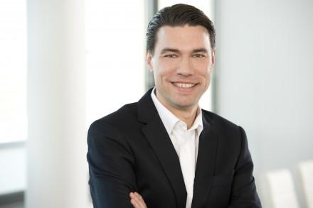 Oliver_Eckert  auf dem Digital Leadership Summit